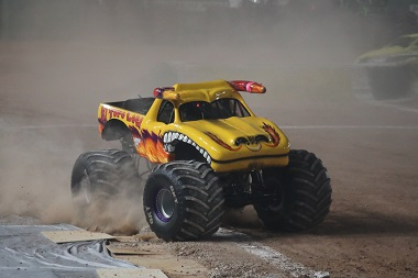 Monster Jam at QSAC